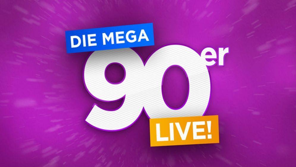 MEGA 90er LIVE!