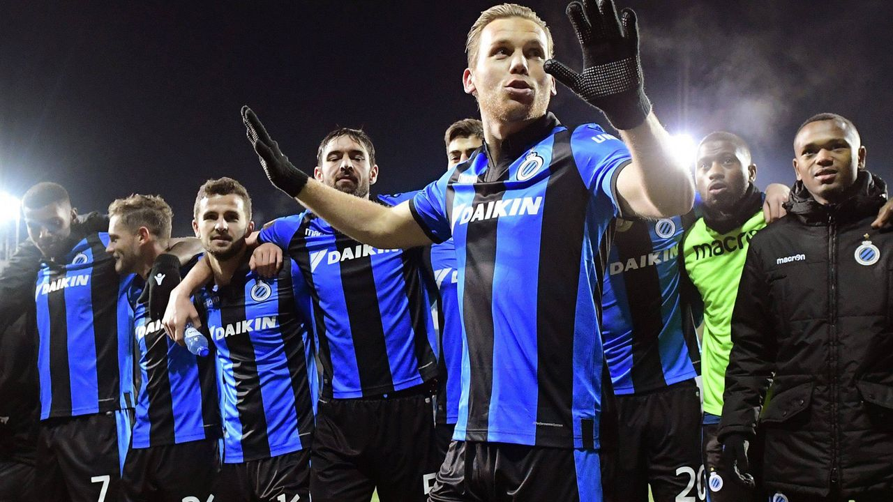 Platz 7: FC Brügge (Jupiler Pro League/Belgien) - Bildquelle: imago/Panoramic International