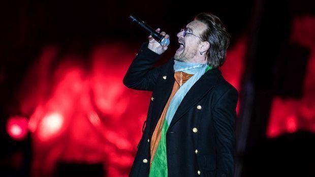 Auf der Suche nach Relevanz: Neues U2-Album «Songs Of Experience»