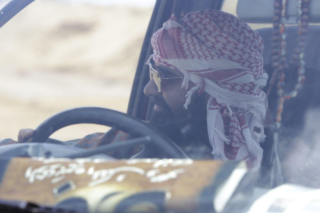 Abu Ali Al Harethi, ein enger Vertrauter Osama Bin Ladens, taucht auf dem Radar des CIA auf, während diese einen Sprengstoffanschlag auf den Zerstör... - Bildquelle: WMR