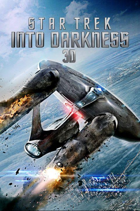STAR TREK INTO DARKNESS - Plakatmotiv - Bildquelle: Zade Rosenthal 2013 Paramount Pictures.  All Rights Reserved.