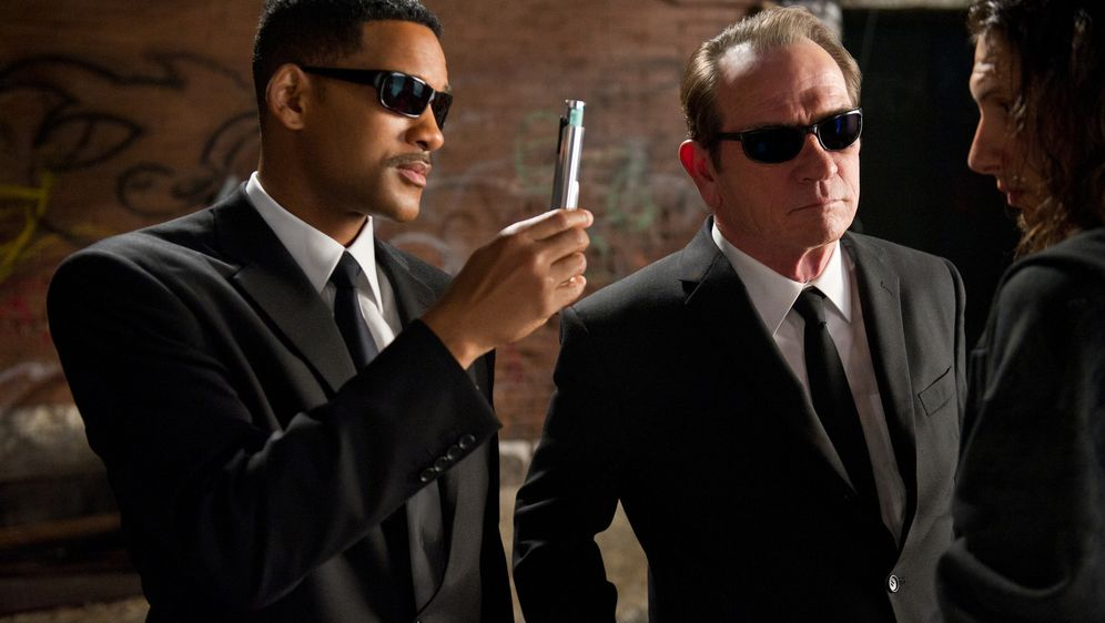 Men in Black 3 - Bildquelle: Wilson Webb 2012 Columbia Pictures Industries, Inc.  All rights reserved.