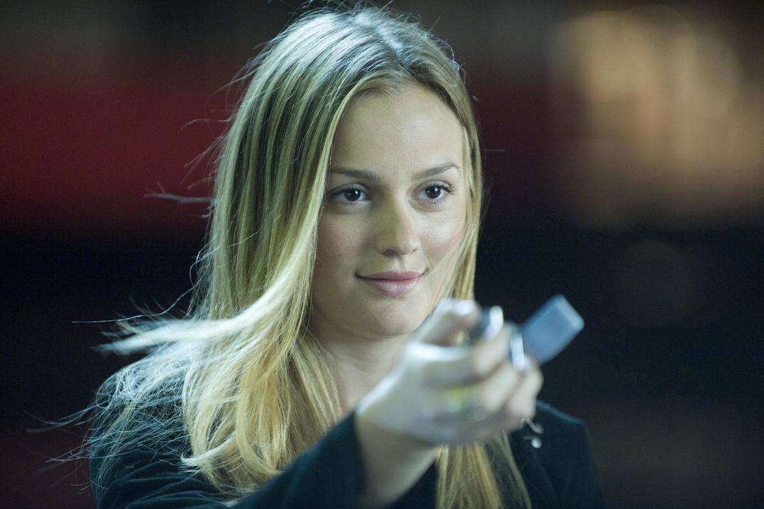 Niemand ahnt, der die attraktive und hilfsbereite Studentin Rebecca (Leighton Meester) einen richtigen Knall hat, der sie schnell zu einer Furie wer... - Bildquelle: 2011 Screen Gems, Inc. All Rights Reserved.