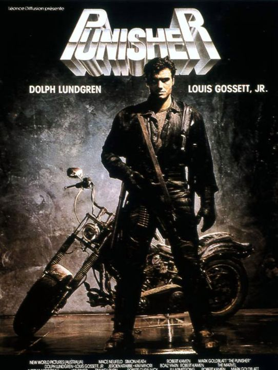 The Punisher - Bildquelle: 1989 New World Pictures (Australia), Ltd.