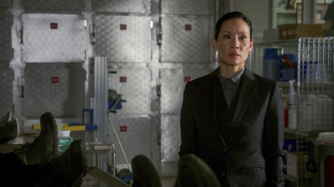 Langsam verzweifelt Watson (Lucy Liu) immer mehr, als ihr bewusst wird, dass es gar nicht so einfach ist, die Verfolgungsjagd mit dem Täter zu gewin... - Bildquelle: 2017 CBS Broadcasting, Inc. All Rights Reserved.