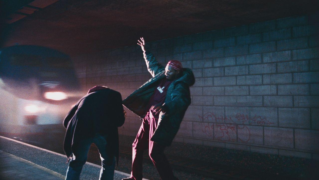 Wie im Rausch tötet Terry (Josh Lucas) einige Menschen, bis er herausfindet, weshalb sein Spender starb ...