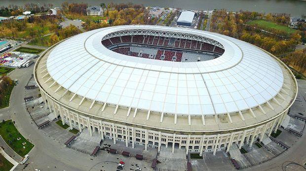1. Luzhniki-Stadion (Moskau)