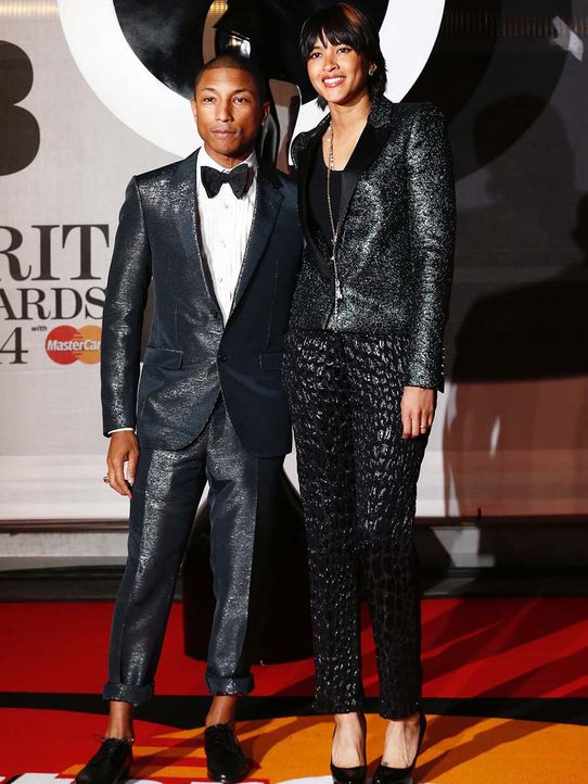 Brit-Awards-Pharrell-Williams-14-02-19-AFP - Bildquelle: AFP