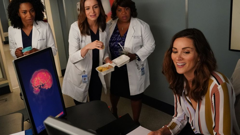 Grey\'s Anatomy - Verstörende Erkenntnisse (Staffel 14 Folge 2 ...