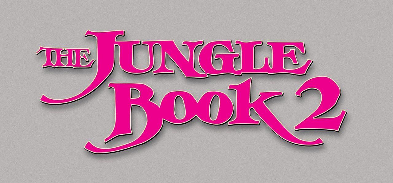 Das Dschungelbuch 2 - Originaltitel - Logo ... - Bildquelle: Disney Enterprises, Inc. All rights reserved.