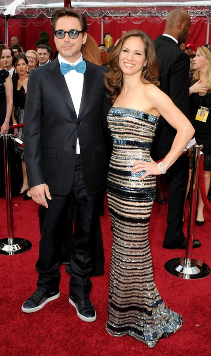 Robert-Downey-Susan-Downey-2010-03-07-getty-AFP - Bildquelle: getty-AFP