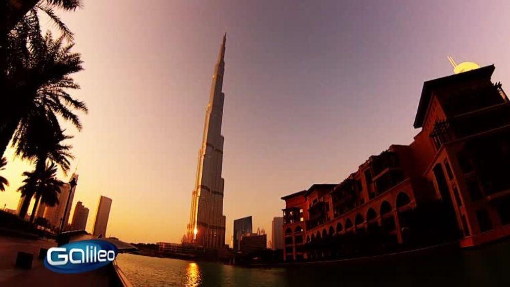 Das höchste Gebäude