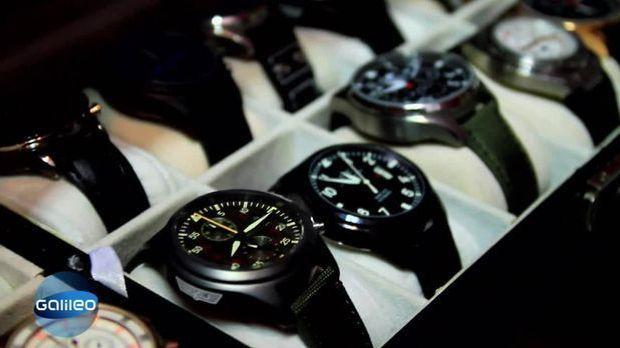 Mission Wissen weltweit: gefälschte Luxusuhren