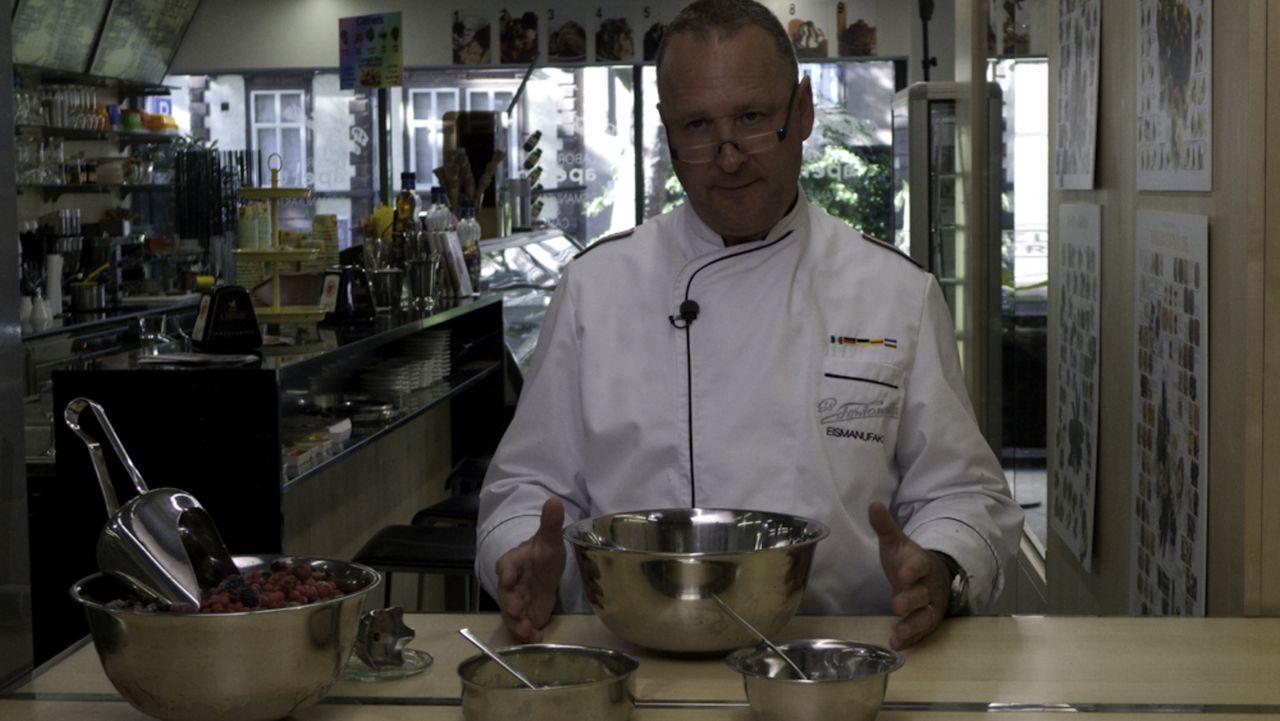Das Eiscafé Fontanella in Mannheim ist die größte Eisdiele Deutschlands. Über 300 verschiedene Eissorten kann man hier probieren! Chef der Eisdi... - Bildquelle: kabel eins