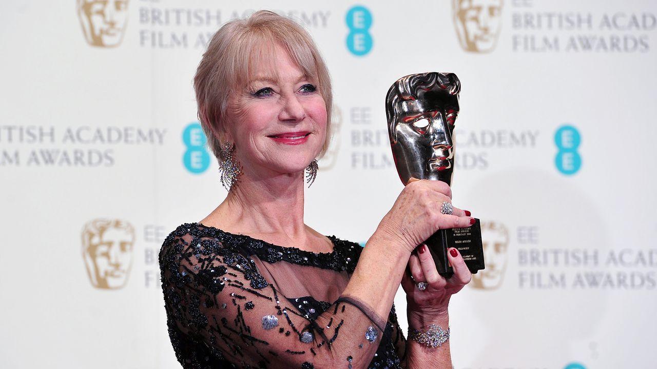 BAFTA-Helen-Mirren-14-02-16-AFP - Bildquelle: AFP