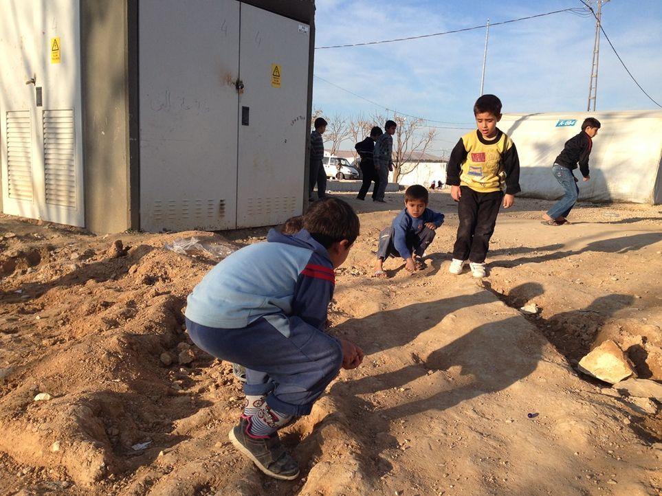 Kinder in Nizip I b