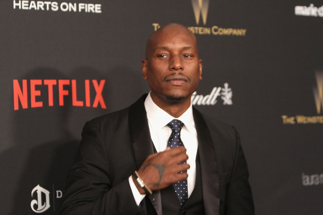 tyrese-gibson-afp - Bildquelle: Randy Shropshire / GETTY IMAGES NORTH AMERICA / AFP