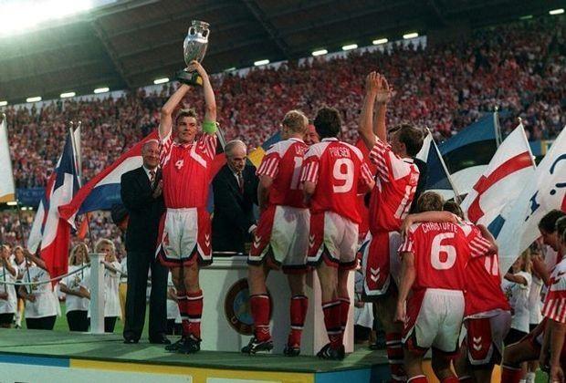 Dänemark feiert den EM-Triumph von 1992 noch einmal