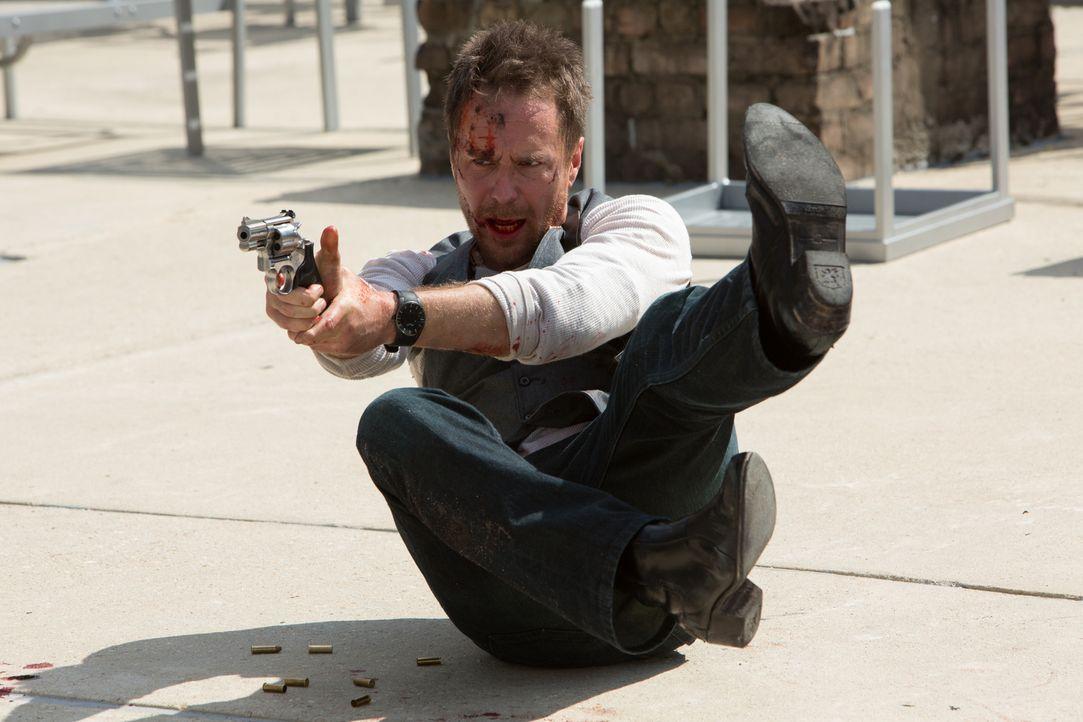 Francis (Sam Rockwell) ist ein ehemaliger CIA-Agent und Auftragsmörder, der sich nun aber dazu entschieden hat, seine Auftraggeber umzubringen. Das... - Bildquelle: Wild Bunch