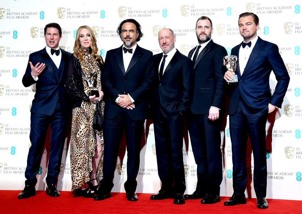 BAFTA-160214-02-the-reverent-dpa - Bildquelle: dpa