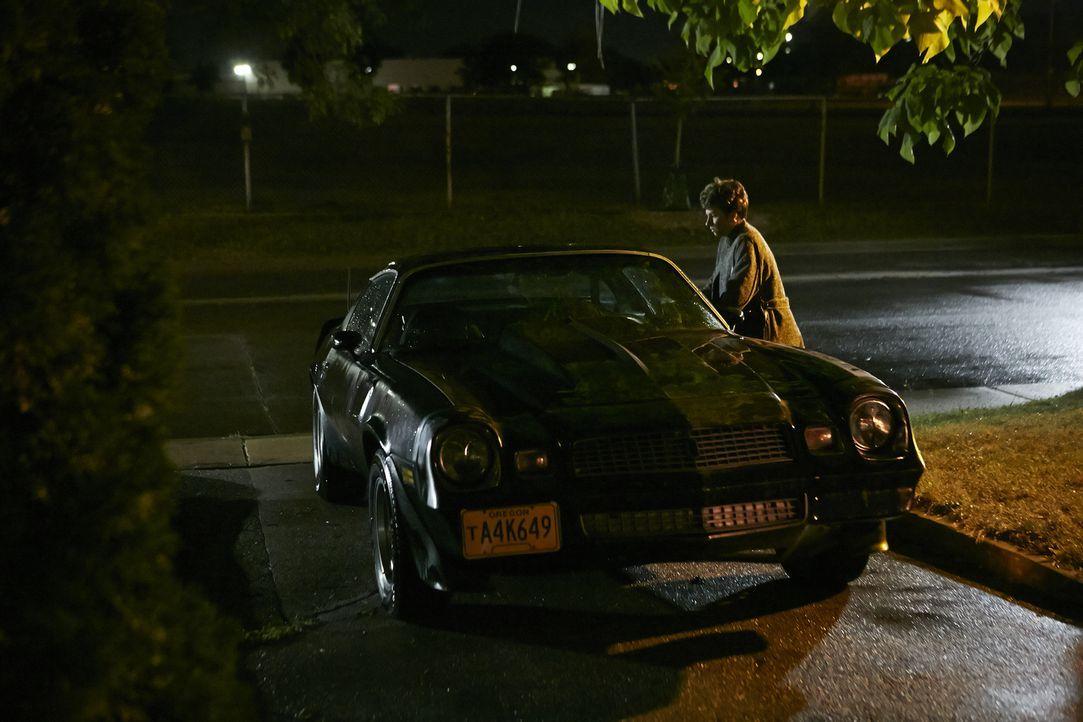 Nach einer launigen Silvesterparty will Kimberly Dunkin (Kristen Keller) mit ihrem Auto nach Hause zu ihrer Familie fahren - nichtahnend, dass ihr l... - Bildquelle: Ian Watson Cineflix 2015