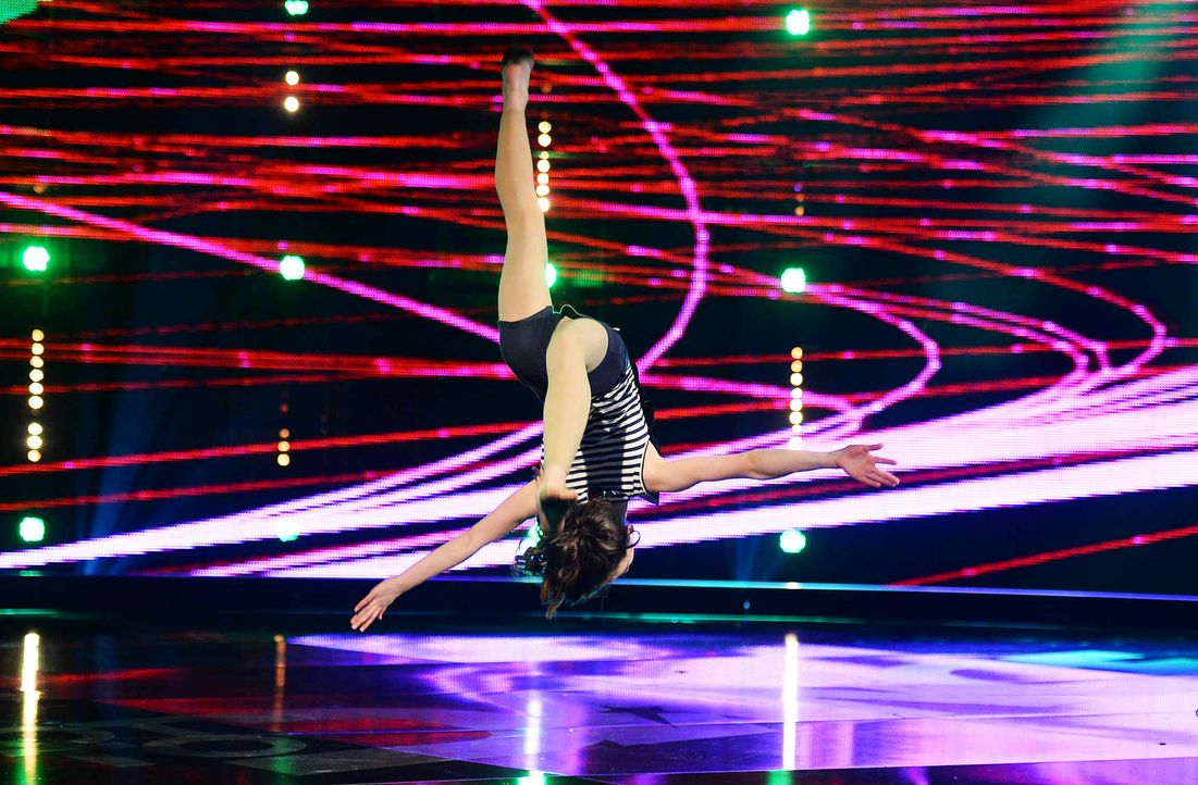 Got-To-Dance-Arianna-Adler-02-SAT1-ProSieben-Willi-Weber - Bildquelle: SAT.1/ProSieben/Willi Weber