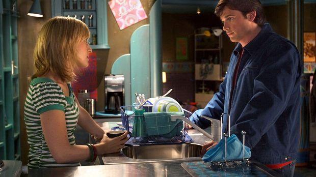 Da sie unglücklich mit ihrem Meteoriten-Freak-Dasein ist, will Chloe (Allison...