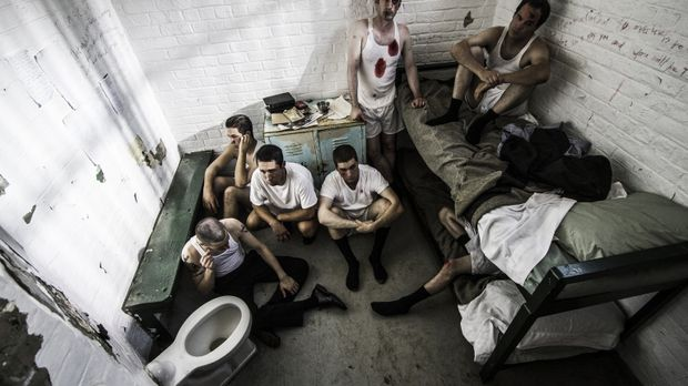 Aufstand auf Alcatraz: Im Jahr 1946 gelingt es drei Häftlingen auf der Gefäng...