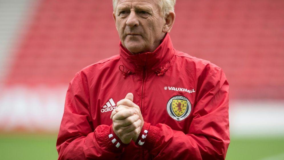 Gordon Strachan ist nicht mehr Trainer von Schottland - Bildquelle: PIXATHLONPIXATHLONSID