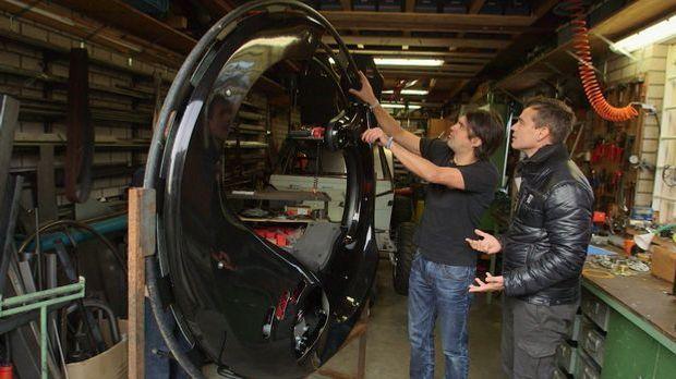 Genial und daneben - Fahrender Reifen2