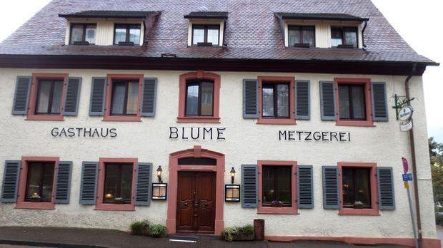 Gasthaus-Blume