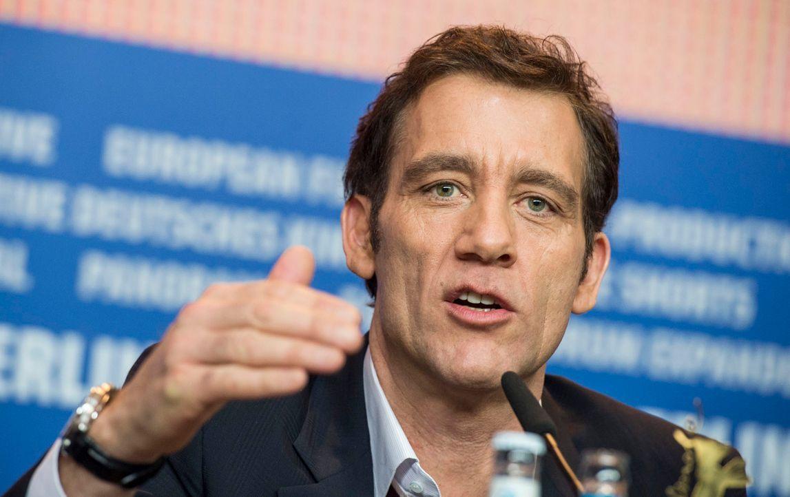 Berlinale-Clive-Owen-160211-AFP - Bildquelle: AFP