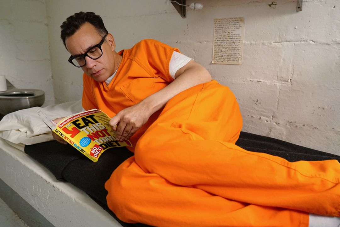 Karl sitzt im Gefängnis, als das Virus beinahe die ganze Menschheit auslösch... - Bildquelle: 2017-2018 Fox and its related entities.  All rights reserved.