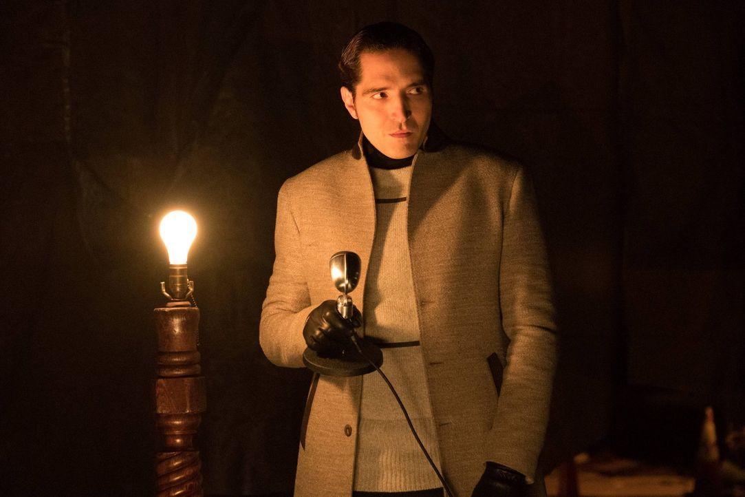 Was führt Dwight Pollard (David Dastmalchian) im Schilde? - Bildquelle: Warner Brothers