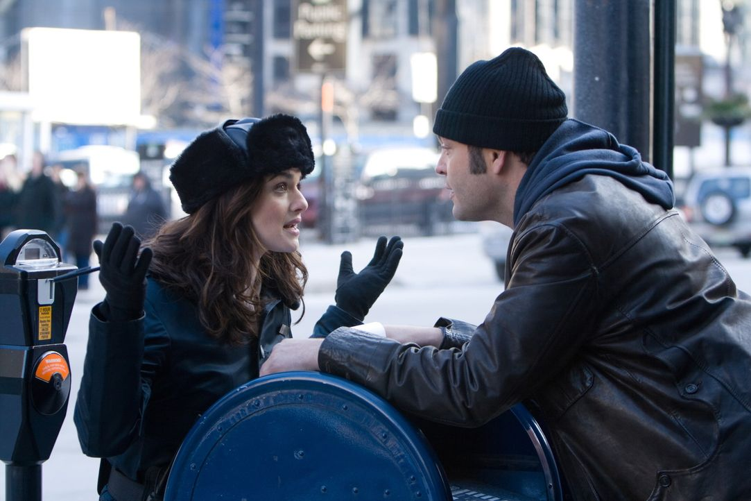 Die Beziehung von Fred (Vince Vaughn, r.) und Wanda (Rachel Weisz, l.) steht kurz vor dem Aus, da erhält Fred plötzlich die einmalige Chance, sich... - Bildquelle: Warner Brothers