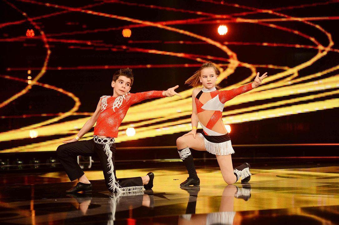 Got-To-Dance-Cecilia-David-04-SAT1-ProSieben-Willi-Weber - Bildquelle: SAT.1/ProSieben/Willi Weber