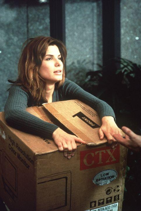 Nicht ahnend, dass gefährliche Killer auf sie angesetzt sind, will Angela (Sandra Bullock) nach ihrem Urlaub wieder ihr normales Leben aufnehmen. D... - Bildquelle: Columbia Pictures Corporation