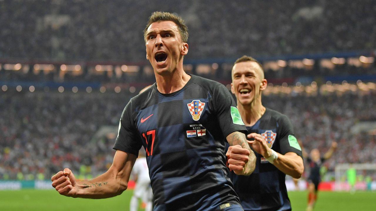Kroatien gegen England: Die Einzelkritik zum WM-Halbfinale - Bildquelle: Getty Images
