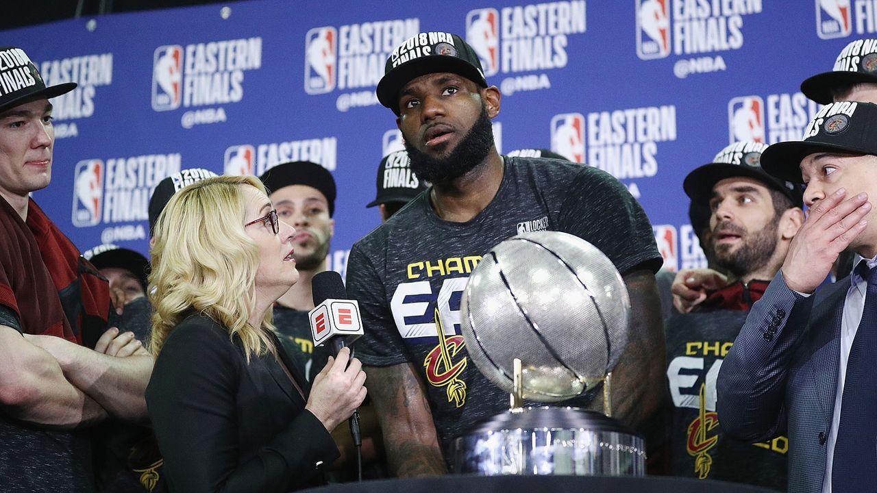 Acht Finals in Folge - Bildquelle: 2018 Getty Images