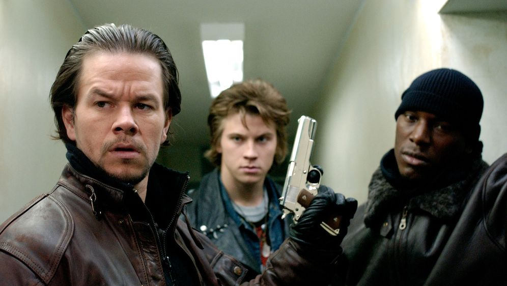 Vier Brüder - Bildquelle: TM &   2006 Paramount Pictures. All Rights Reserved.