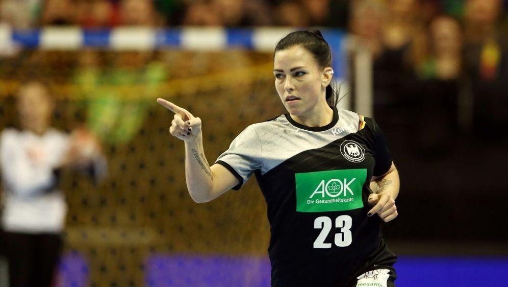 Huber und die Handballerinnen erreichen das Achtelfinale - Bildquelle: PIXATHLONPIXATHLONSID