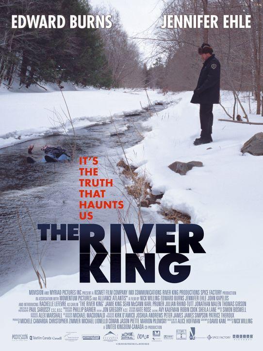 """The River King"" - Plakatmotiv - Bildquelle: Myriad Pictures Inc."