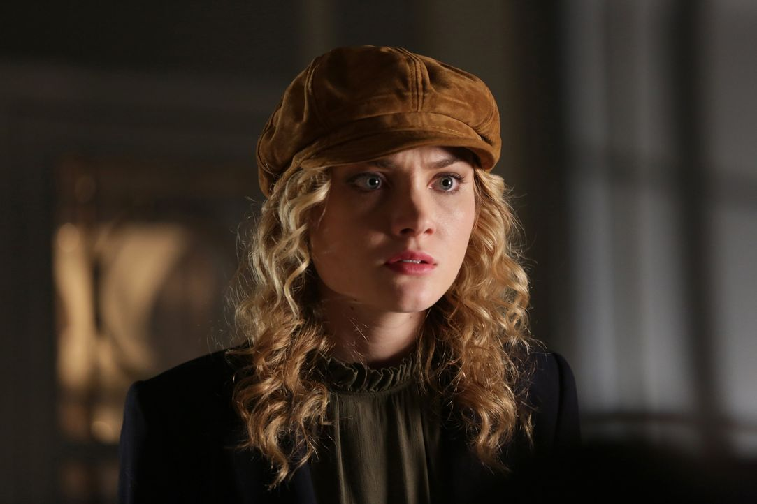 Nachdem Grace (Skyler Samuels) eine alles verändernde Neuigkeit erfährt, muss sie eine Entscheidung treffen ... - Bildquelle: 2015 Fox and its related entities.  All rights reserved.