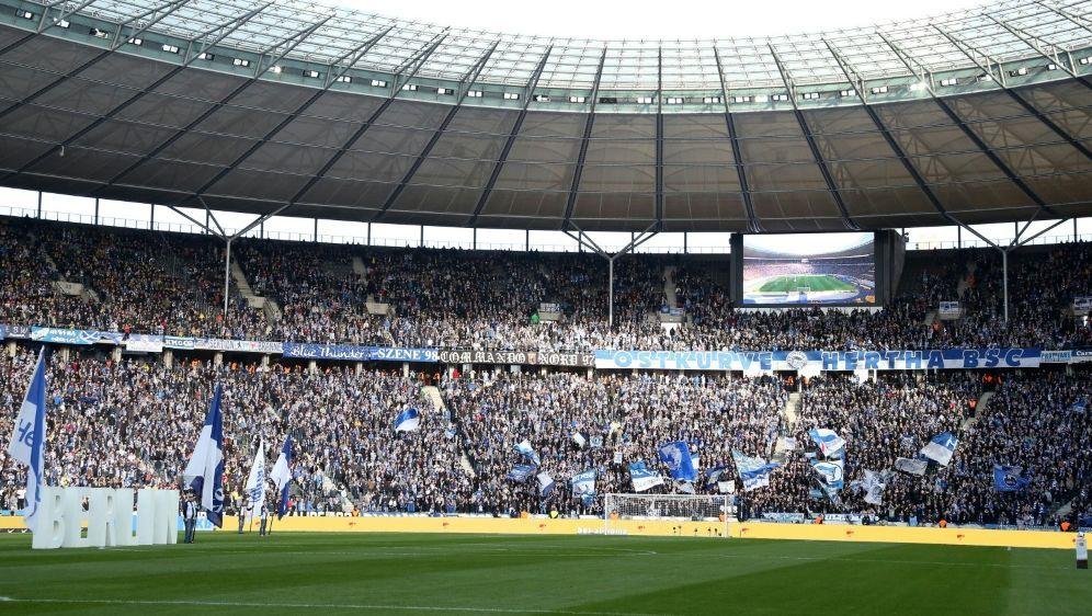 Geisel wünscht sich Hertha-Verbleib im Olympiastadion - Bildquelle: PIXATHLONPIXATHLONSID