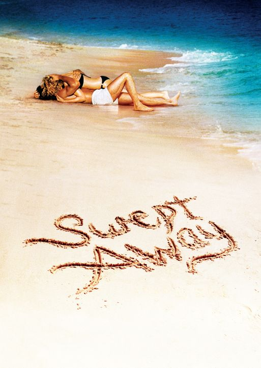 """Swept Away"" mit Madonna und Adriano Giannini ... - Bildquelle: 2003 Sony Pictures Television International"