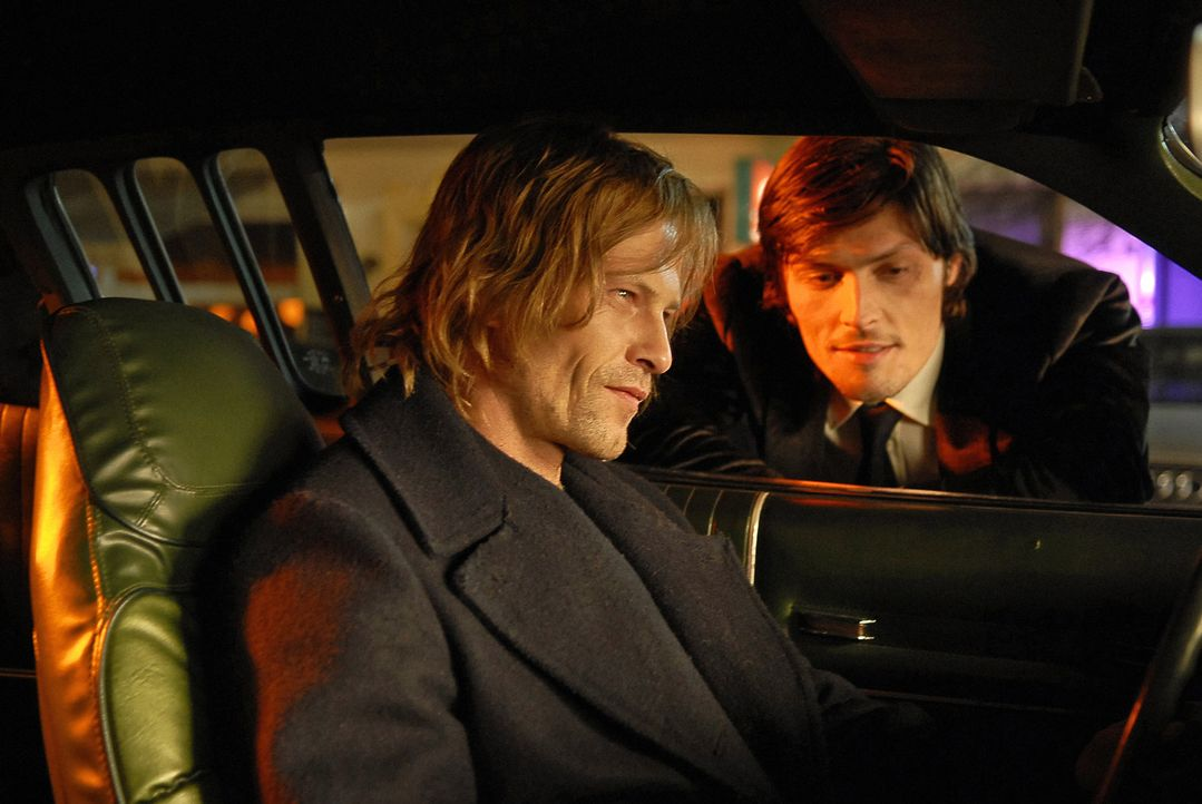 Beste Freunde: Marc (Til Schweiger, l.) und Alexander (Stipe Erceg, r.) ... - Bildquelle: Warner Brothers