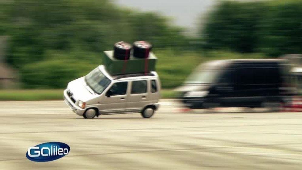 Gefahren auf der Autobahn