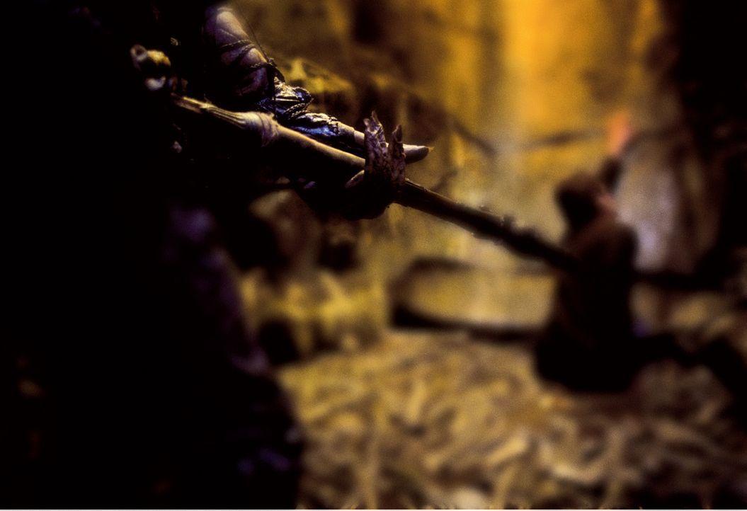 Denn was auch immer unter der Oberfläche von Brocéliande zum Leben erweckt wurde, es wird sein nächstes Opfer finden ...