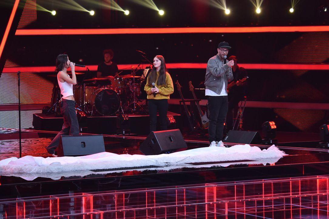 Mark und Lena singen für Anna - Bildquelle: André Kowalski