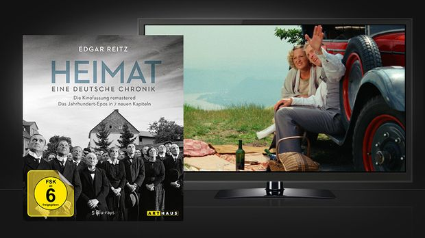 Heimat - Eine deutsche Chronik - Blu-ray © STUDIOCANAL